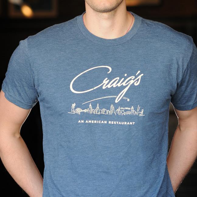 Craig's Men's T-Shirt