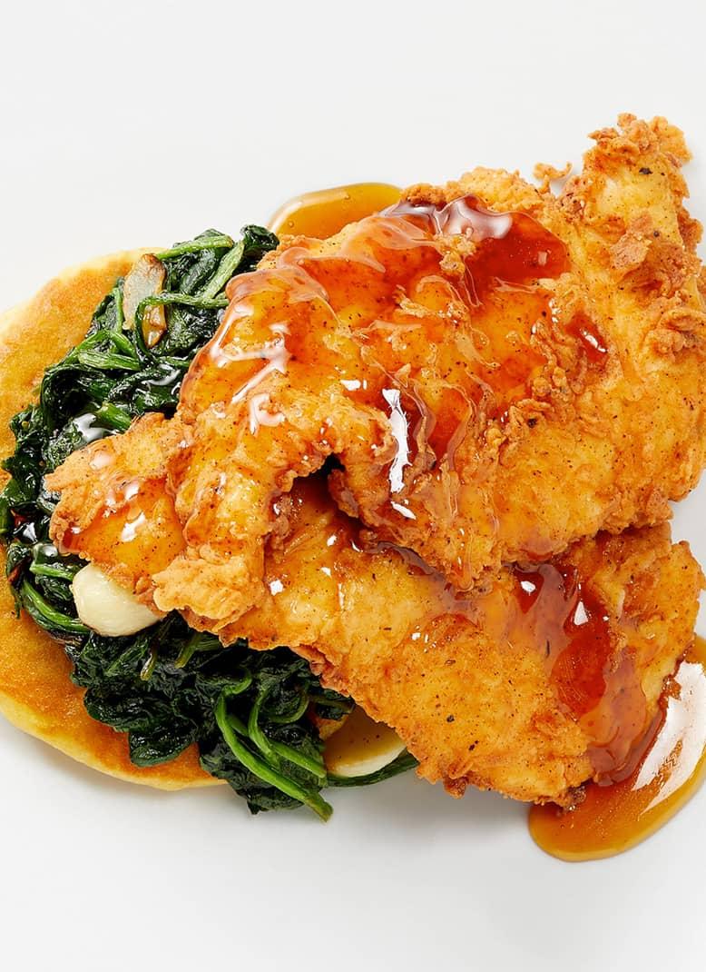 Meldman's Honey Truffle Chicken